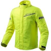 REV'IT! Cyclone 2 Rain Jacket Neon Yellow