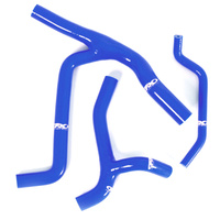 Factory Effex Y-Hose Engine Hose Kits Blue for Kawasaki KX250F 09-19