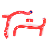 Factory Effex Y-Hose Engine Hose Kits Red for Suzuki RM-Z450 08-14