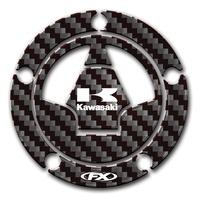 Factory Effex Gas Cap Protetor for Kawasaki NINJA 650/ZX-6R/ZX-10R