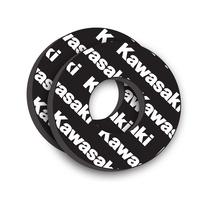 Factory Effex Kawasaki Black Grip Donuts