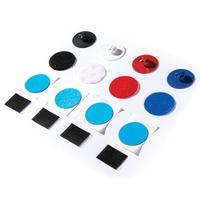 Factory Effex Button Re-mount Kit Black for Quick Strap