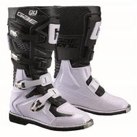 Gaerne GX-J Boots Black/White