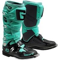 Gaerne SG-12 Boots Black/Aqua Limited