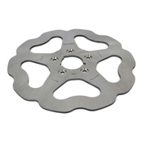 "Galfer USA GAL-DF679W 11.5"" Front Solid Mount Wave Disc Rotor for Big Twin/Sportster 84-99"