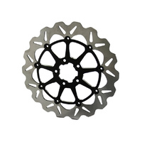 """Galfer USA GAL-DF680CWSS-C 13"""" Front Disc Rotor Wave Floating Rotor BT/XL'00up"""