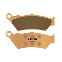 Galfer USA GAL-FD172G1370 HH Sintered Compound Front Brake Pads for Street 16 Up