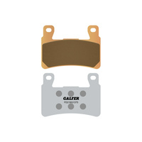 Galfer USA GAL-FD219G1375 Front Brake Pads 1375 HH Sintered Ceramic Compound for S/Tail'15up