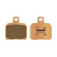 Galfer USA GAL-FD220G1380 HH Sintered Compound Rear Brake Pads for Indian FTR 1200 19-Up