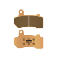 Galfer USA GAL-FD369G1370 HH Sintered Compound Brake Pads Front or Rear for Touring 08-Up/V-Rod 06-17