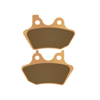 Galfer USA GAL-FD375G1370 HH Sintered Compound Front or Rear Brake Pads for Big Twin 00-07/Sportster 00-03 & Front Only V-Rod 00-05