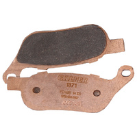 Galfer USA GAL-FD406G1371 HH Sintered Compound Rear Brake Pads for Softail 08-17/Dyna 08-17