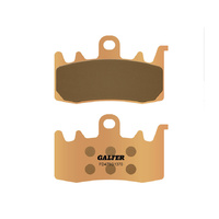 Galfer USA GAL-FD475G1370 HH Sintered Compound Front Brake Pads for Indian FTR 1200 19-Up