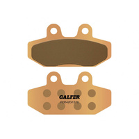 Galfer USA GAL-FD542G1370 HH Sintered Compound Rear Brake Pads for Softail 18-Up