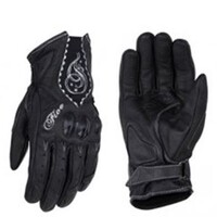 Five Stars Lady Gloves Black