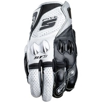 Five SF1 Gloves White/Grey