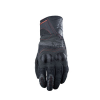 Five WFX-2 Mens Waterproof Gloves Black/Red
