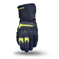 Five WFX-2 Mens Gloves Black/Fluro Yellow