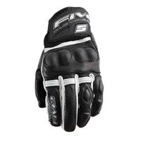 Five X-Rider Gloves Black/White