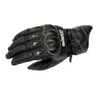 Rjays Bandit Mens Gloves Black