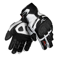 Rjays Canyon Mens Gloves Black/White