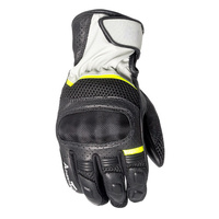 MotoDry Advent-Tour Gloves Black/Grey/Fluro Yellow