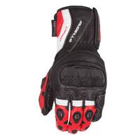 MotoDry Mugello Gloves Black/Red/White