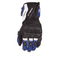 MotoDry Mugello Gloves Black/Blue/White