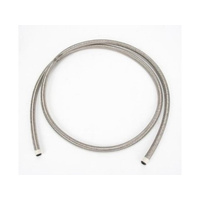 "Goodridge GOO-202-04-3 Fuel Line 1/4"" Braided 3Ft Roll"