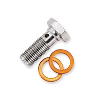 Goodridge GOO-P775-44CH 12mm Banjo Bolt Chrome