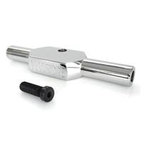 Goodridge GOO-PMCHD-001 Brake Adapter T-Bar Chrome