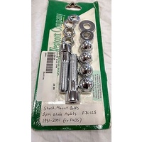 Gardner-Westcott GWC80128H Shock Mount Bolts 91UP Dyna (ex fxds - CC1I