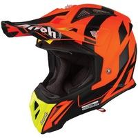 Airoh Aviator 2.3 Helmet Bigger Matte Orange/Black
