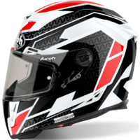 Airoh GP500 Helmet Regular Red/Black/White