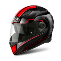 Airoh Movement-S Helmet Faster Red/Black