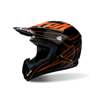 Airoh Switch Youth Helmet Spacer Gloss Orange