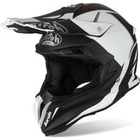 Airoh Terminator Open Vision Helmet Slider Matte Black
