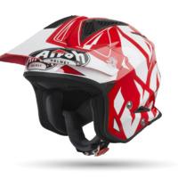 Airoh TRR-S Trial Helmet Convert Red