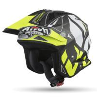 Airoh TRR-S Trial Helmet Convert Yellow