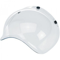 Airoh HAZV0110 Bubble Visor Clear for Garage/Riot Helmets