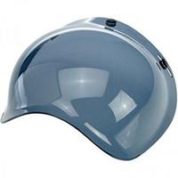 Airoh HAZV0113 Bubble Visor Smoke for Garage/Riot Helmets