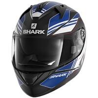 Shark Ridill Helmet Tika Matte Black/Blue/White