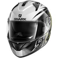 Shark Ridill Helmet Finks White/Black/Yellow
