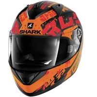Shark Ridill Helmet Kengal Matte Black/Orange/Red