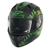 Shark Ridill Helmet Skyd Black/Green/Green