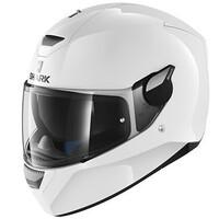 Shark D-Skwal Helmet Blank White [Size:LG]