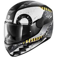 Shark D-Skwal Helmet Saurus Matte Black/White/Anthracite