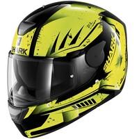 Shark D-Skwal Helmet Dharkov Black/Yellow/Anthracite