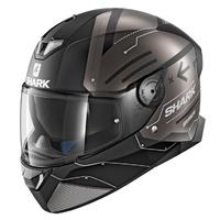Shark Skwal 2 Helmet Warhen Matte Black/Anthracite/Black