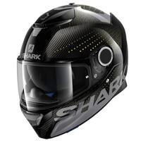 Shark Spartan Carbon Helmet Cliff Carbon/Anthracite/Yellow